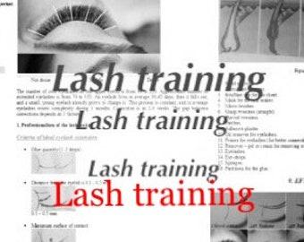 Lash bar | Etsy