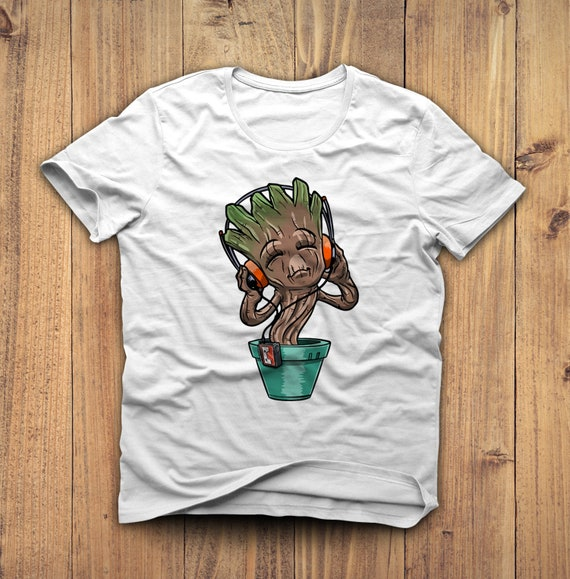 0cd6d475c49 BABY GROOT shirt I am Groot Shirt Guardians of The Galaxy