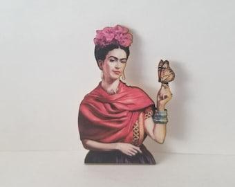 Frida Kahlo Fridge Magnet Magnet Kühlschrank