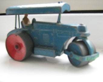 Kovap Electronic, Battery & Wind-up Tin Clockwork Toy Road Roller