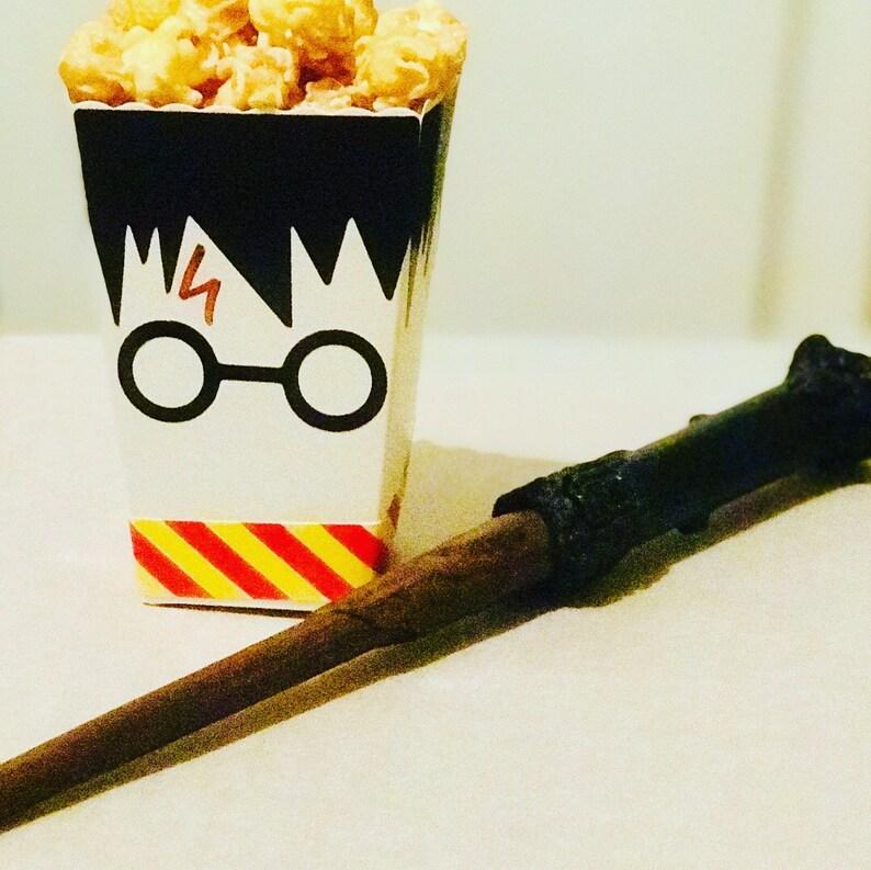 Harry Potter Butterbeer Caramel Corn image 0