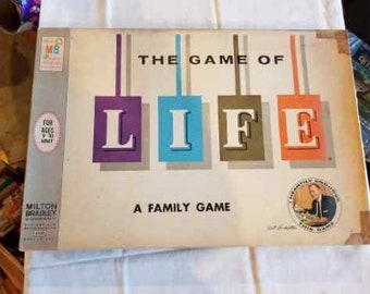 Game Of Life Etsy