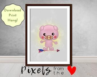 Puppy Print Nursery Nursery Baby Animal Print Farm Printable