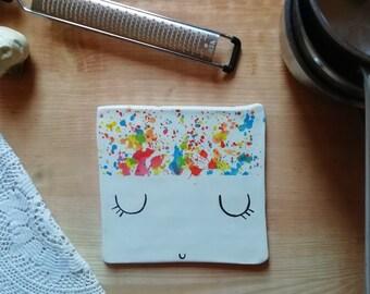 Sottopentola ceramica etsy