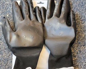 VPG1188-17 Vampire_Gloves Black_White_Trim Mens_XXL