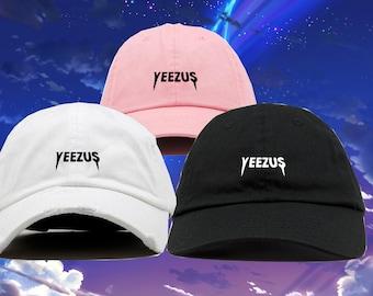 73c11737 Make Kanye YEEZUS 350 700 500 boost boost Inspired Hypebeast, kyc vintage  hat Dad hat