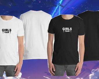 75818223e girls tour Inspired Hypebeast, kyc vintage Shirt T-shirt