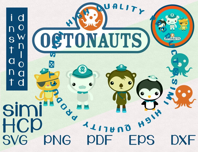 image about Octonauts Printable titled Octonauts PNG, Octonauts Lower Data files, Octonauts Printable, Octonauts PDF Information, Prompt Obtain simihcp