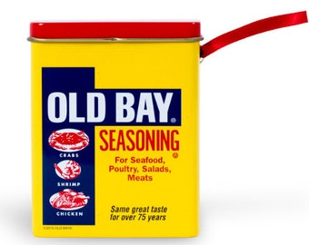 2d9de05597a Maryland Old Bay Ornament OldBay Can