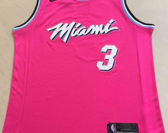 new arrival ac7d1 3c8a5 Miami heat jersey | Etsy