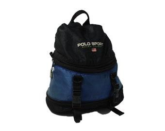 a19f9a68a4f Vintage 1990 s Ralph Lauren Polo Sport Bag