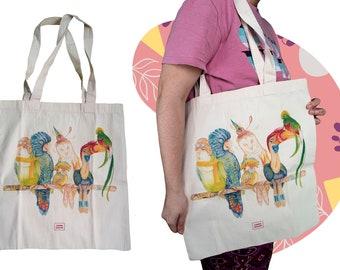 Tote bags PREMIUM animals
