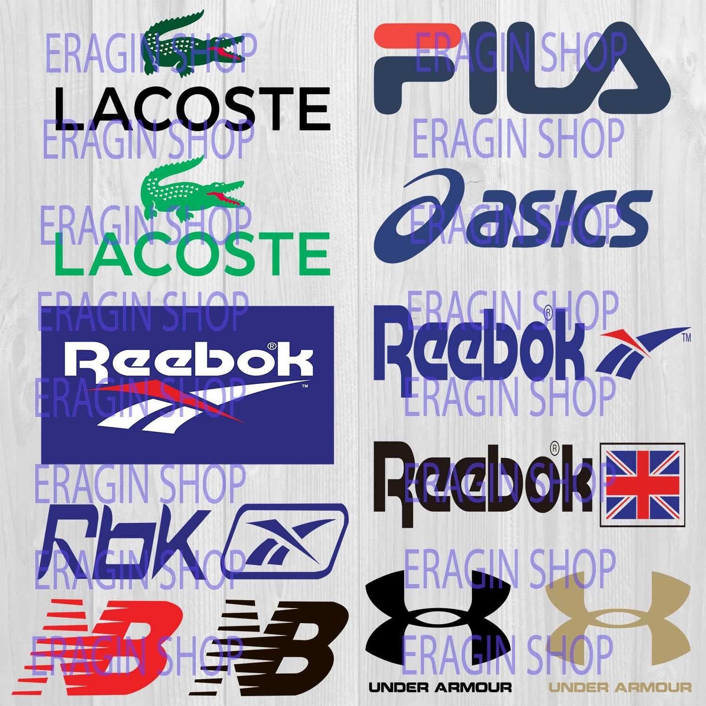 Sport brand logo lacoste asics logo reebok logo etsy jpg 1500x1500 Asics svg 3dd2224469