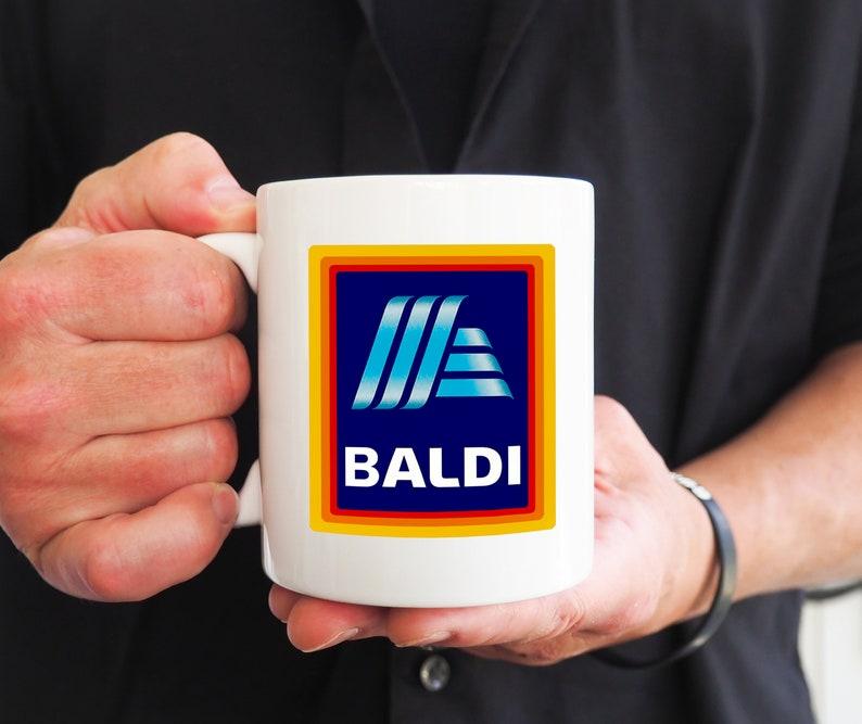 BALDI Mug