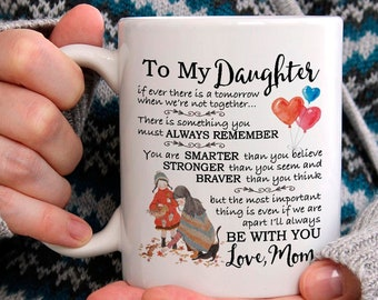 Daughter Mug Gift For Funny Birthday Gifts Ideas