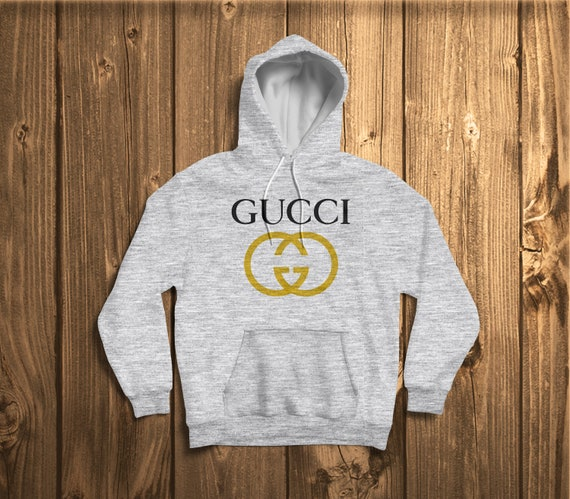 92d50f4d00e Gucci Inspired Hoodie MENS WOMENS KIDS Gucci Replica Hooded