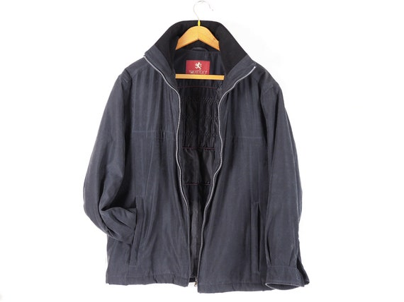 Di Quattro Winter Jacket Men's, Light Velvet, Blac