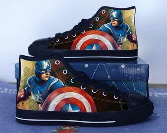 Captain america shoe  bc7538920
