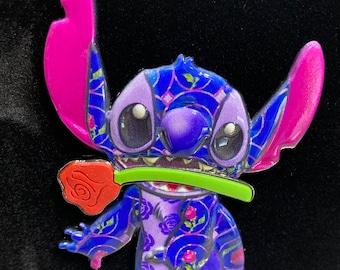 Fantasy Disney Stitch Pin