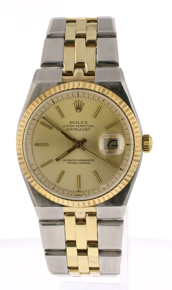 1976 Rolex Datejust Ref 1630 1 of approx. 500, Vin