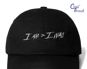 325f8542 21 Savage 'I am > I was' Exclusive Dad Hat