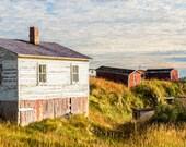 Old Newfoundland Fishing ...