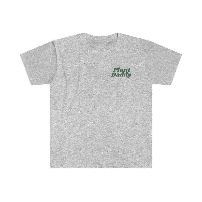 70ecb21b Plant Daddy Tee Plant Lover Shirt Plant Man Gift Plant Dad | Etsy