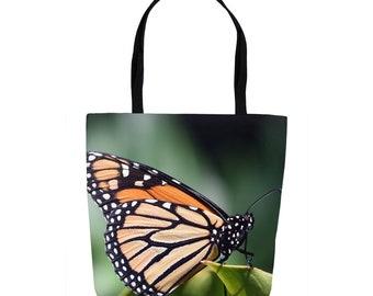 Monarch Tote Bags