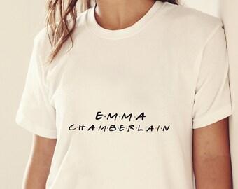 f988aad4bb1c Emma chamberlain tshirt- Emma chamberlain merch - emma chamberlain shirt.  DealsBoutiqueUS. 5 out of ...