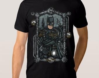 46d94aee Batman Original Art T-Shirt, DC Comics Shirt, Men's Women's All Sizes