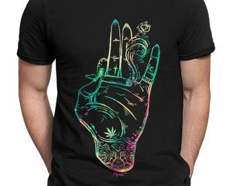 Good Trip Cannabis Joint T-Shirt 19303117fdc