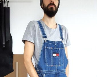 browse latest collections matching in colour complete range of articles Hilfiger dungarees | Etsy