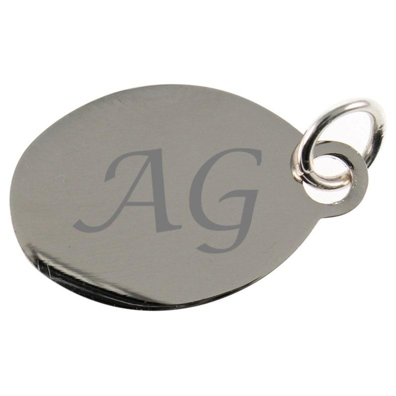 Labrador/'s Head Personalised Engraved English Pewter Key Ring