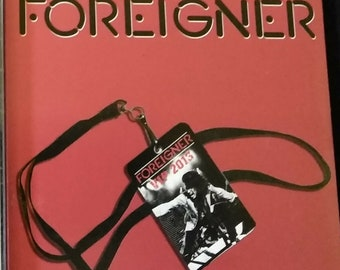 Foreigner 2013 Vip exclusive 2 CD set