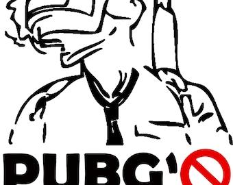 Pubg Logo Etsy