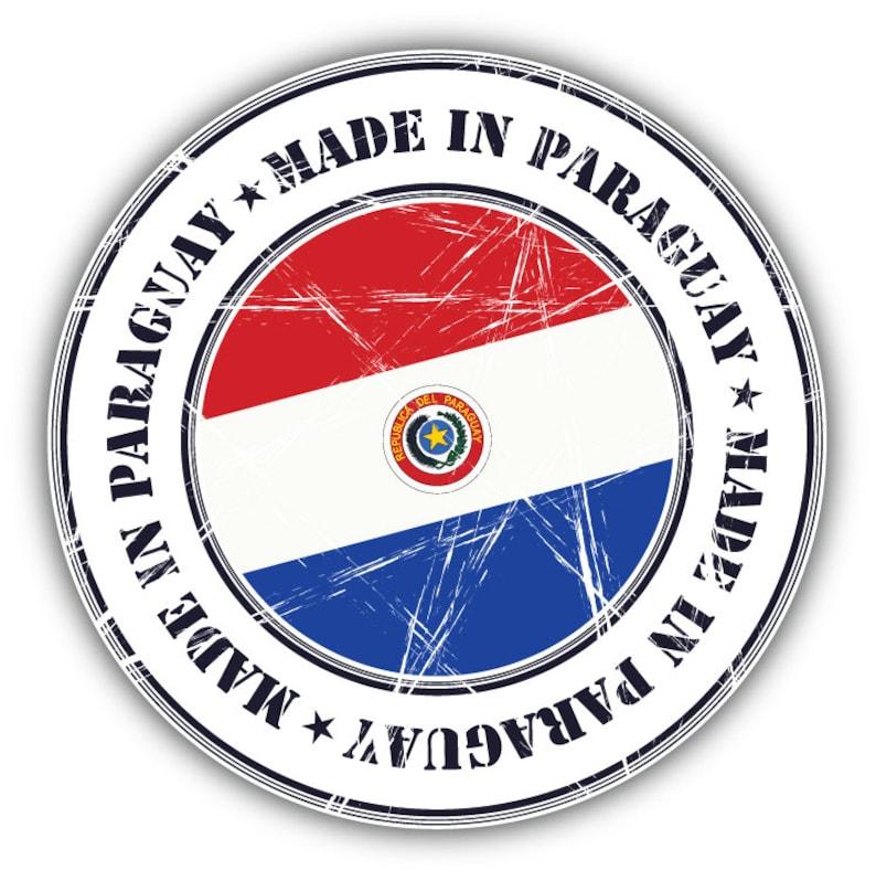 SELECT SIZE Asuncion Paraguay Car Laptop Phone Vinyl Sticker
