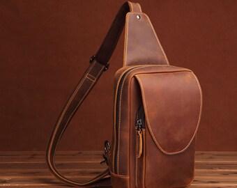 Vintage Hand Drawn Floral Multifunctional Bundle Backpack Shoulder Bag For Men And Women
