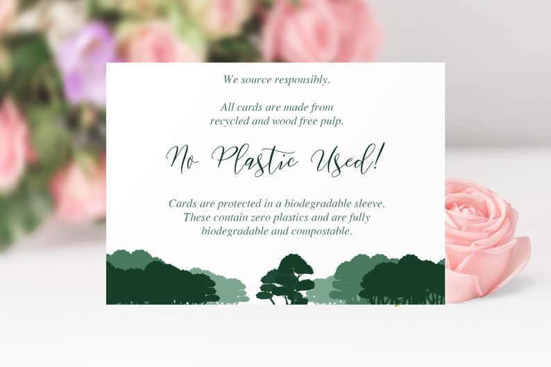 officiant thank you card thank you for being our officiant