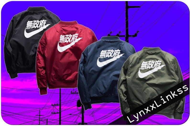 Bomber Anarquía Chaqueta Nike Tokyo Air Puffer IWED29HYe