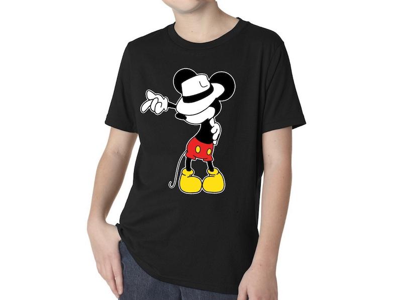 #26 Youth T-Shirt Mickey Jackson