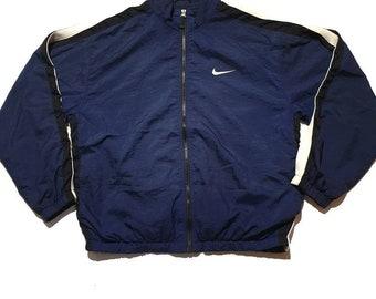 f1495034c84 Vintage Nike 90 s Big Logo Windbreaker Jacket