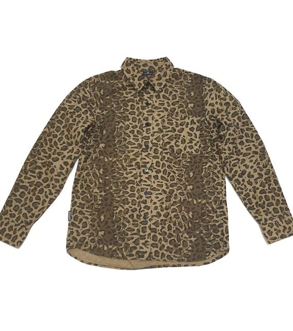 Vintage Bounty Hunter Leopard Shirts