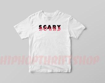 5bb4e2b1dbbff8 Drake Scary Hours Shirt -Scorpion -God s Plan -Drake Scorpion Merch -Drake T -Shirt -OVO -Views -God s Plan -In My Feelings -Champagne Papi