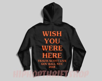 b50bd466 New Astroworld Hoodie -Sicko Mode -Wish You Were Here Hoodie -Astroworld  Merch -Travis Scott Hoodie -Astroworld Tour Merch -LaFlame