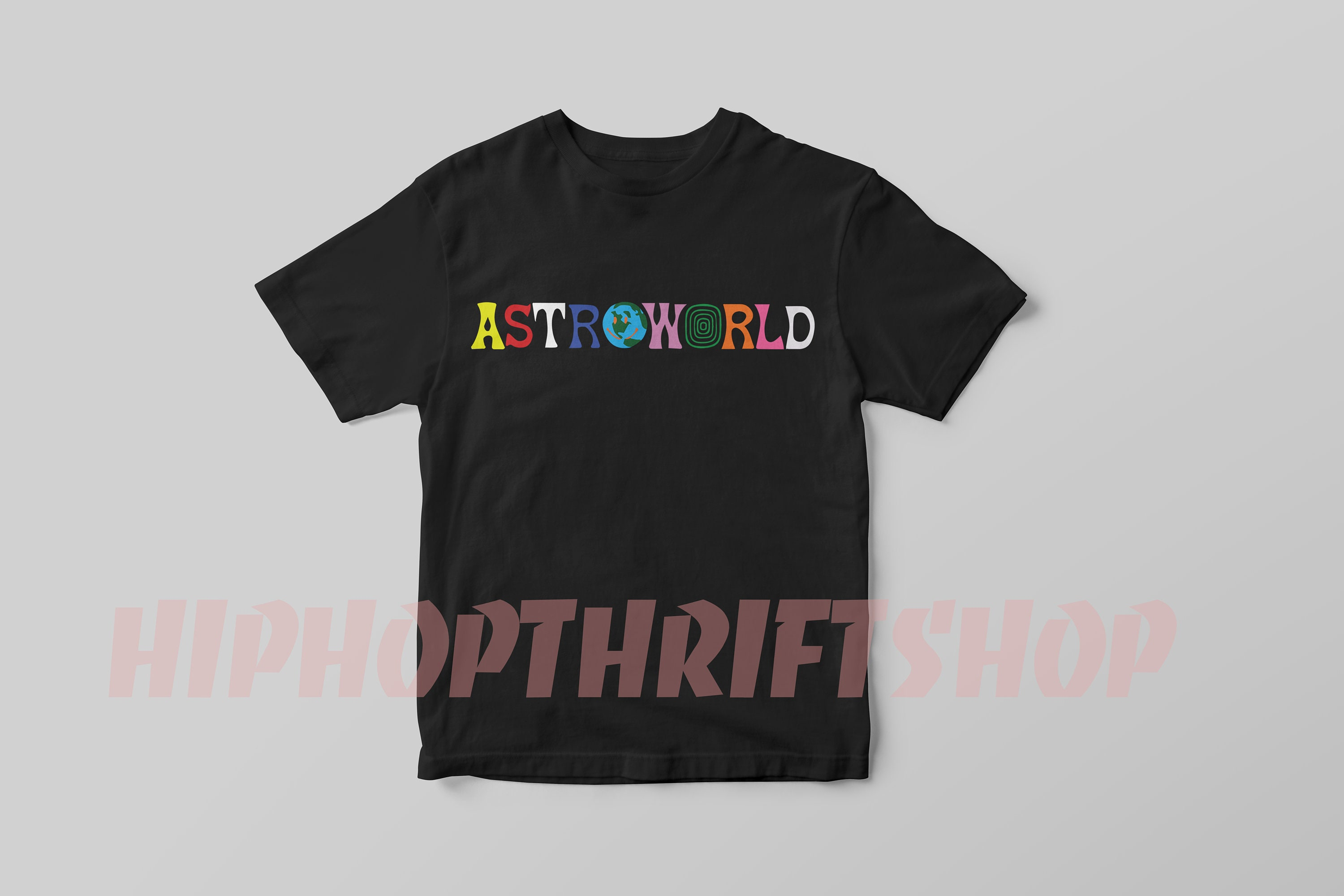 d498a068b0b Travis Scott ASTROWORLD T Shirt Sicko Mode Wish You Were