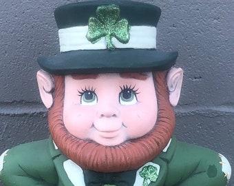 Irishman in Bloomers