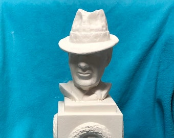 Bear Bryant Statue Ceramic Bisque