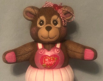 Valentine Bear Bloomer
