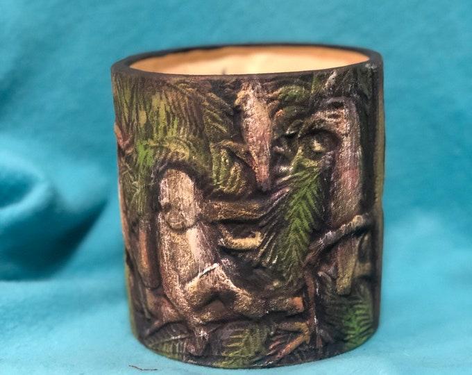 My Jungle Ceramic Art