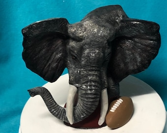 Alabama Elephant Centerpiece